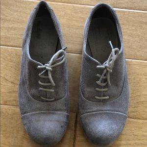 AllSaints Distressed Shoes size 37